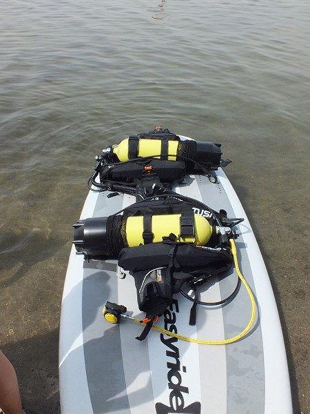 nurkowanie - HORN