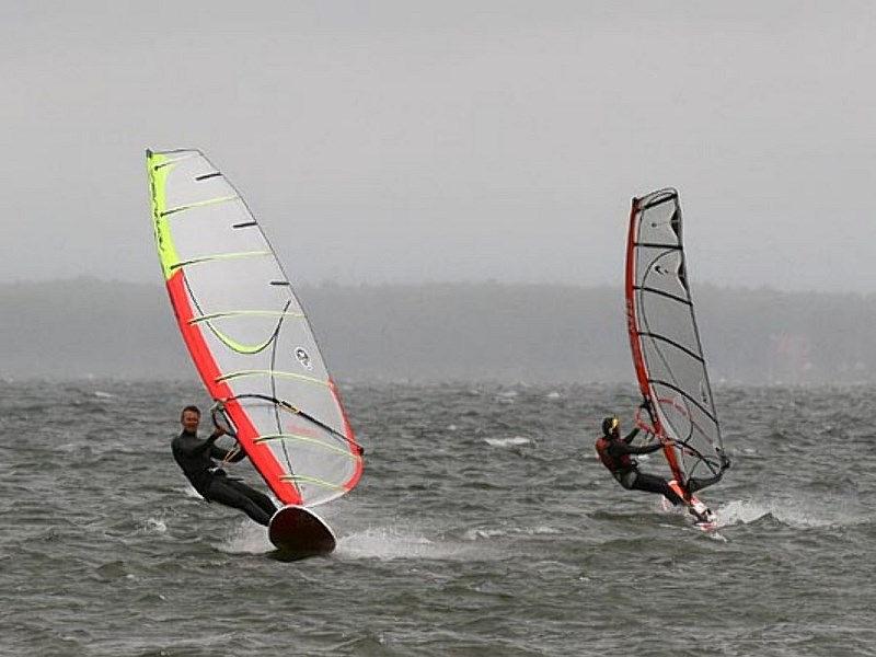 windsurfing HORN