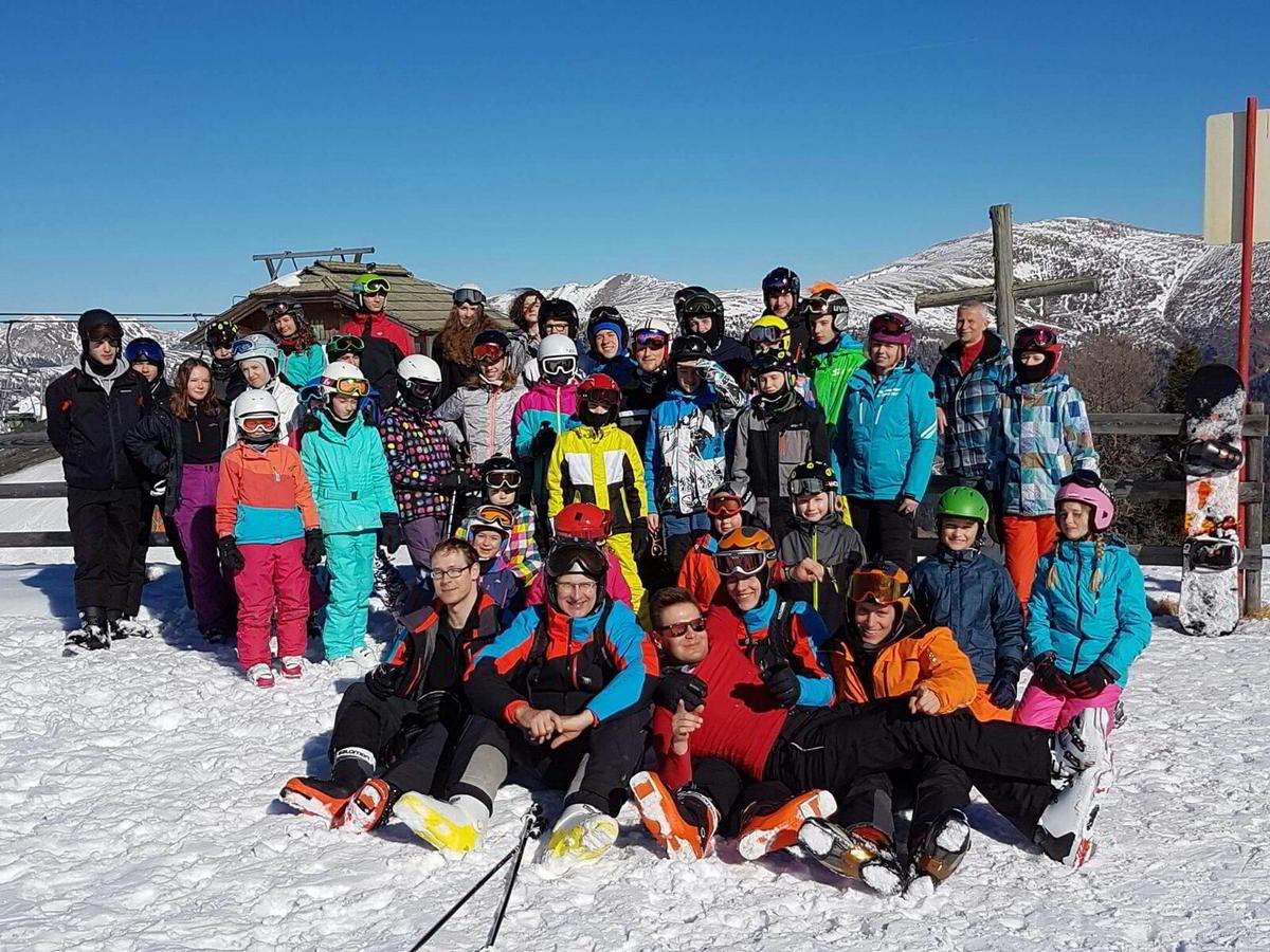 obóz zimowy 2017, Austria